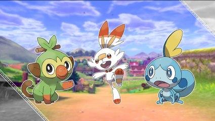 3 New Pokémon for New Adventures