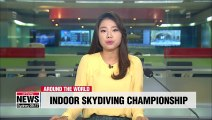 High-flying daredevils battle to be World Indoor Skydiving champs