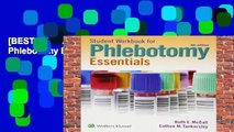 [BEST SELLING]  Student Workbook for Phlebotomy Essentials by Ruth McCall