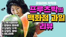 Department Store Fruits Review! 돌아온 프루츠박, 백화점 과일 리뷰 [박막례 할머니]
