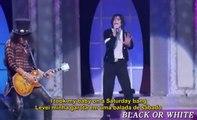 Michael Jackson [Ft Slash] Black Or White (Live 2001) Legendado em PT/ENG