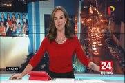 Más periodistas de Panamericana Televisión se suman al reto #DonaChallenge