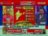 Lok Sabha Election 2019 Phase 3 Voting Day: PM Narendra Modi, Amit Shah in Gandhinagar, Gujarat