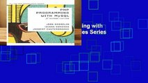 Full version  PHP Programming with MySQL: The Web Technologies Series  For Kindle