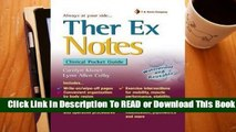 [Read] Therapeutic Exercise Notes  For Trial