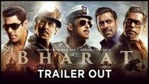 Bharat TRAILER Out | Salman Khan | Katrina Kaif | Jackie Shroff | Disha Patani | Details REVEALED