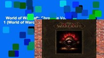 World of Warcraft: Chronicle Volume 1 (World of Warcraft (Hardcover)) Complete