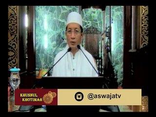 """Khusnul Khotimah_KH. Nasaruddin Umar""""Syafaat Rasulullah"""""""