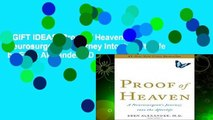 [GIFT IDEAS] Proof of Heaven: A Neurosurgeon s Journey Into the Afterlife by Eben Alexander MD