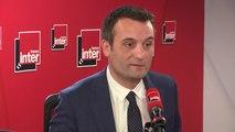 """Florian Philippot est tête de liste """"Les Patriotes"""" aux élections européennes : """"C'est moi qui ait fait élire Jordan Bardella, à l'époque où il n'avait que le mot Frexit à la bouche. Et je l'ai vu évoluer comme ce parti que j'ai fini par quitter"""""""