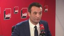 """Florian Philippot, tête de liste """"Les Patriotes"""" aux élections européennes : """"J'aimerai qu'on puisse avoir une liste commune avec François Asselineau"""""""