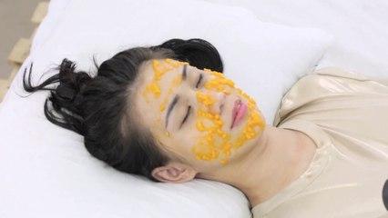 DIY 36 - Tự làm mặt nạ dưỡng trắng da từ đu đủ tại nhà