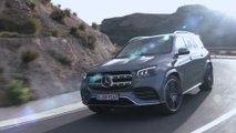 Der neue Mercedes-Benz GLS - Aerodynamik - viel Feinschliff im Detail
