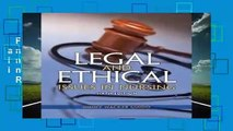 Full version  Legal and Ethical Issues in Nursing (Legal Issues in Nursing ( Guido))  Review