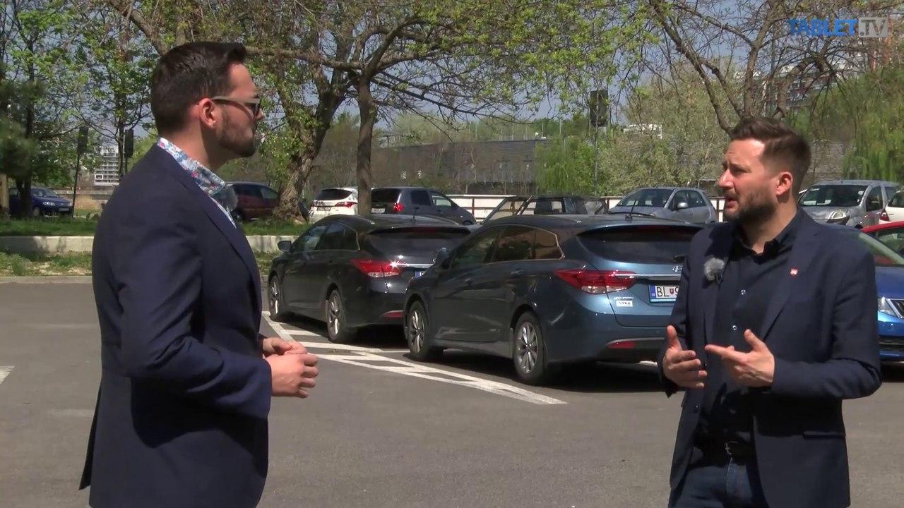 BRATISLAVA: Ceny za rezidenčné parkovanie budú podľa primátora Valla najnižšie, aké môžu byť