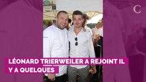 """PHOTO. Léonard Trierweiler fête ses 22 ans : Valérie Trierweiler souhaite un bel anniversaire à """"son fils chéri"""""""
