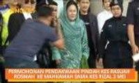 AWANI Ringkas: Permohonan pendakwaan pindah kes rasuah Rosmah ke mahkamah sama kes Rizal 2 Mei