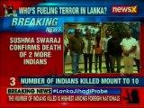 Sri Lanka Churches Serial Bomb Blast: Death Toll of Indian Rises to 10 in Colombo church blasts