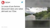 Val-d'Oise. Le corps d'une femme retrouvé dans une valise flottant sur l'Oise