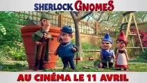 SHERLOCK GNOMES   Bande-annonce (VF)   Au cinéma le 11 avril 2018   France