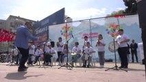 İstanbul- Silivri'de 23 Nisan Ulusal Egemenlik ve Çocuk Bayramı Coşkuyla Kutlandı