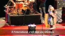 L'artiste ivoirienne Dobet Gnahoré veut séduire son pays