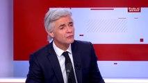 Réaction d'Emmanuel Maurel au passé de Nathalie Loiseau