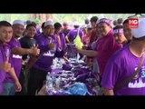 Suasana Di Himpunan 355, Padang Merbok