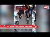 Suspek Cabul Dibelasah Orang Awam