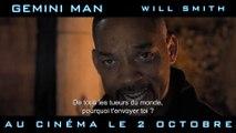 Gemini Man - Bande-annonce avec Will Smith (VOSTFR)