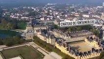 """AVANT-PREMIERE: """"La carte aux trésors"""" va survoler la Seine-et-Marne demain soir dans un nouveau prime sur France 3 avec Cyril Féraud - Découvrez les 1ères images- VIDEO"""
