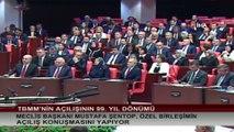 """TBMM Başkanı Mustafa Şentop:""""Çocukları hedef alan suçlarda bir artış gözükmektedir. Çocuklara yönelik suçlarla tavizsiz mücadele edilmelidir"""""""