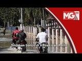 Tinjauan banjir di Kedah dan Perlis