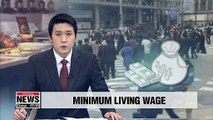 Number of workers earning above minimum living wage increases in 2018: Data