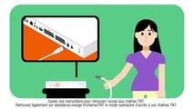 Recevoir la TNT sur mon décodeur TV Orange, c'est facile ! - Orange