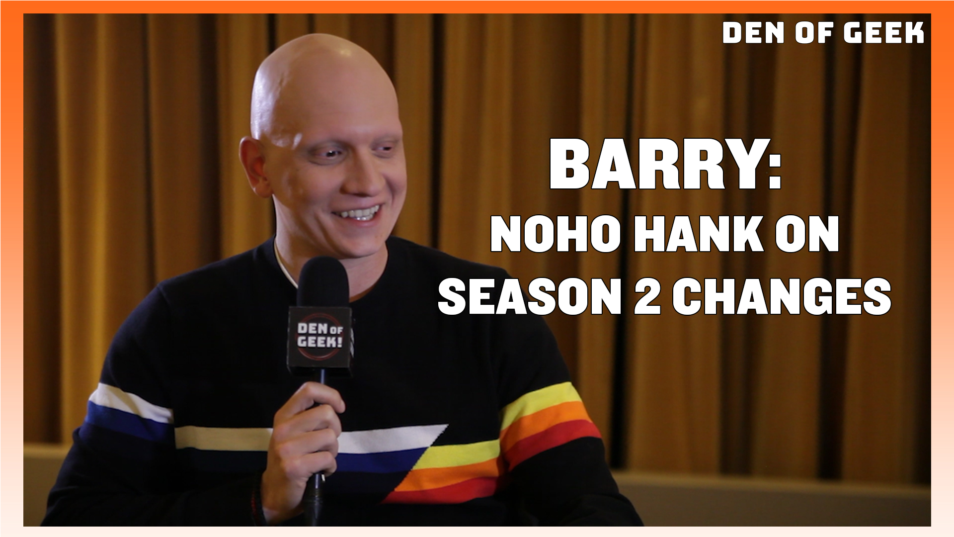 Barry Season 2: Anthony Carrigan Interview