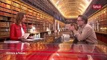 Livres & vous, Marc Dugain, la littérature va devenir un art