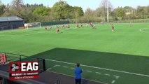 National 3   Découvrez le résumé vidéo de la victoire Guingampaise (2-0) face à La Montagne US. ⚫