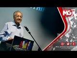 TERKINI : 'Yang Digelar Diktator, Maha Zalim Dahulu Diangkat Jadi Ketua' - Tun Mahathir