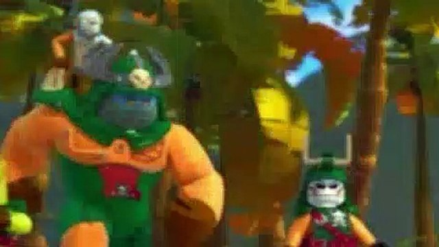 LEGO NinjaGo Masters of Spinjitzu S06E03 Enkrypted