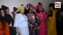 Pod et Marichou au canal olympia _Rèactions de Kiné, Nabou,Aicha