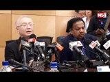 MGTV LIVE - Komen Parti Komponen MCA & MIC Selepas Mesyuarat Majlis Tertinggi BN