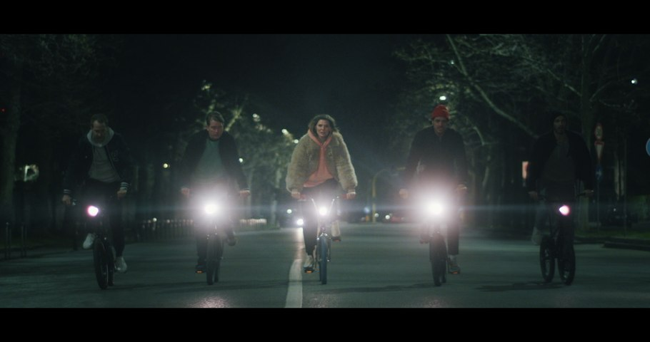 Juli - Fahrrad