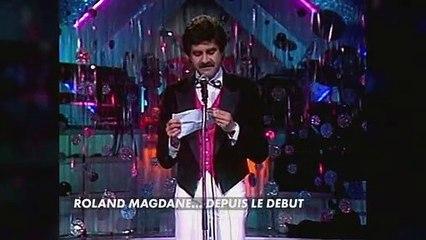 ROLAND MAGDANE : DEPUIS LE DÉBUT