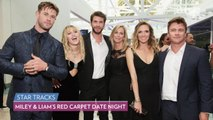 Family Date Night! Liam Hemsworth Hits the 'Avengers' Premiere with Brothers, Wife Miley Cyrus