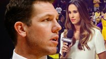 Former Lakers Coach Luke Walton Being SUED For SEXUAL ASSAULT By Famous Sports Reporter