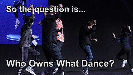 Can You Own a Dance?