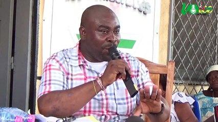 Le débat est clos au parti les Démocrates-Gérald Akoumey
