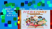 [MOST WISHED]  Herstory: 50 Women and Girls Who Shook Up the World by Katherine Halligan