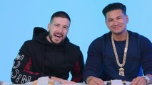 Vinny and Pauly D | Disgustingly Healthy